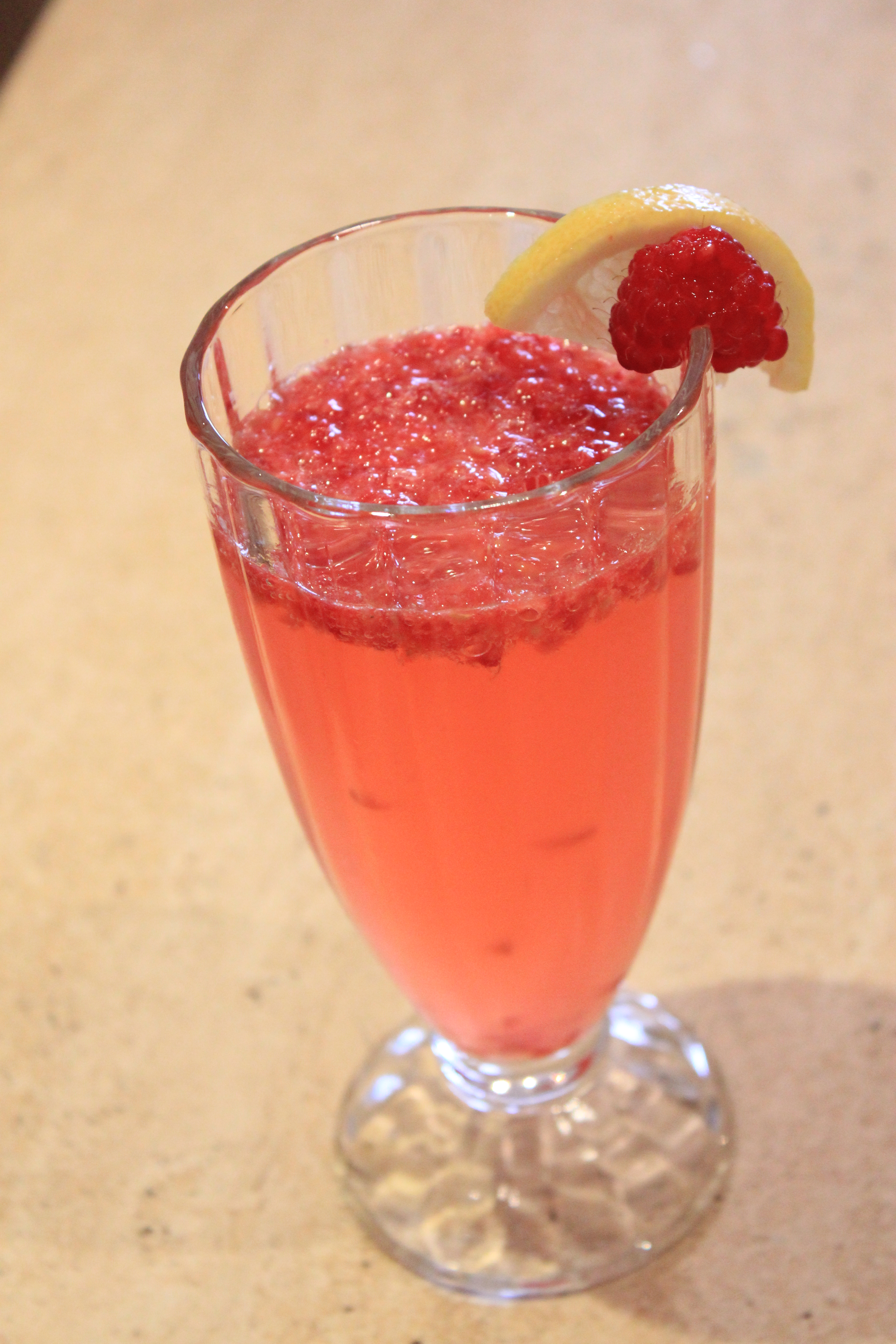 Summer Sweet Raspberry Lemonade Recipe — Dishmaps